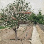 Apple Tree in Bloom (Pommier en fleurs)