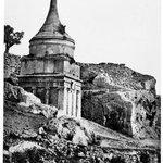 Absaloms Tomb, Jerusalem