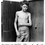 Appalachia, VA 1990 #5 (Young Boy)
