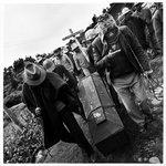 Peru, Lake Titicaca, Indian Funeral, from the Vivir la Muerte, Death andRituals in South American Series