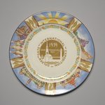 Plate (Golden Gate International Exposition)