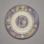 Plate (New York Worlds Fair)