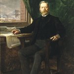 Portrait of Washington A. Roebling