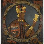 Pachacuti, Tenth Inca, 1 of 14 Portraits of Inca Kings