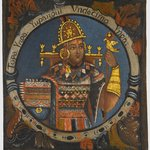 Tupac Yupanqui, Eleventh Inca, 1 of 14 Portraits of Inca Kings