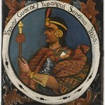 Yahuar Huacac Yupanqui, Seventh Inca, 1 of 14 Portraits of Inca Kings