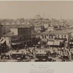 Suleymaniye Mosque and Eminonu Square