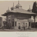 Fountain of Sultan Ahmet III (r. 1703-1730)