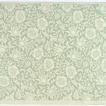 Wallpaper, Mallow pattern