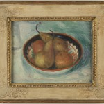 Pears and Oranges in a  Bowl