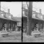 Rem Lefferts House, Distance, Fulton Street opposite Arlington Place near Bedford, Brooklyn
