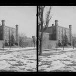 Brooklyn Kings County Penitentiary, Crown Street, Main Entrance, Brooklyn
