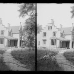 Gertrude Leffert Vanderbilt House, South End, Lincoln Road and Flatbush Avenue, Brooklyn