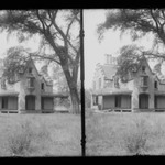 Gertrude Lefferts Vanderbilt House, Front, Lincoln Road and Flatbush Avenue, Brooklyn