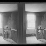 J. Birdsall House, Stairway and Children, Flatbush Avenue opposite Fenimore Street, Flatbush, Brooklyn (Vacant)
