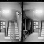 Captain Story-Martense House, Hallway and Stairs, Church Avenue and East 38th Street, Flatbush, Brooklyn
