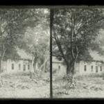 House Doomed, near Bergen Van Wyck House (outside of Frame Lots), Flatlands, Brooklyn