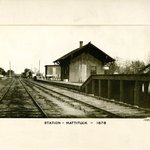 Station at Mattituck, Long Island