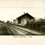 Station at Mattituck, Long Island