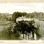 Sag Harbor, Long Island, from Roof of American House