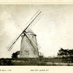 Wind Mill, Shelter Island, Long Island