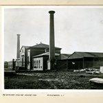Reservoir Engine House from East End, Ridgewood, Brooklyn