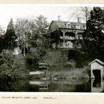 Will Cullen Bryants Home, Roslyn, Long Island