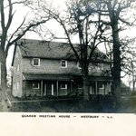 Quaker Meetinghouse, Westbury, Long Island