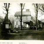 Silas Woods House, Huntington, Long Island