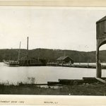 Steam Boat Dock, Roslyn, Long Island