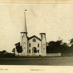 Church, Amagansett, Long Island