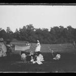 Lawn Tennis, Prospect Park, Brooklyn