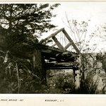 Railroad Bridge, Woodbury, Long Island