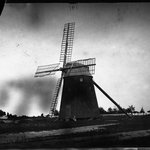 Wind Mill at Water Mill, Long Island