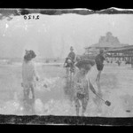 Bather, Coney Island, Brooklyn