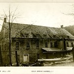 Saw Mill, Cold Spring, Long Island