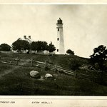 Lighthouse, Eaton Neck, Long Island