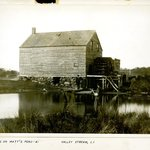 Mill on Watts Pond, Valley Stream, Long Island