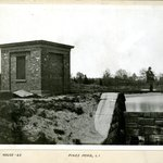Gate House, Pines Pond, Long Island