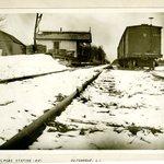 Railroad Station, Cutchogue, Long Island