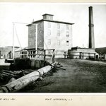 Flour Mill, Port Jefferson, Long Island