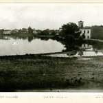 Pond at Patchogue, Long Island