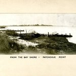 From the Bay Shore, Patchogue Point, Long Island