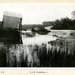 Mill southeast of Flanders, Long Island