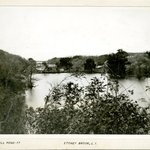 Upper Mill Pond, Stony Brook, Long Island