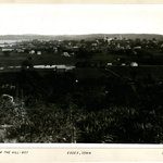 View from Hill, Essex, Connecticut