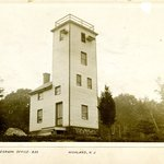 Telegraph Office, Highland, New Jersey