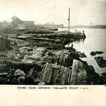 Shore near Astoria, Hallets Point