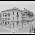 Hall of Records, Livingston Street and Court Square, Brooklyn
