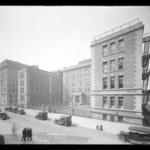 Long Island College Hospital, Pacific and Henry Streets, Brooklyn